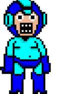 Fanart for megaman sprite comic on tumblr by shadeth2002-d6rhge4