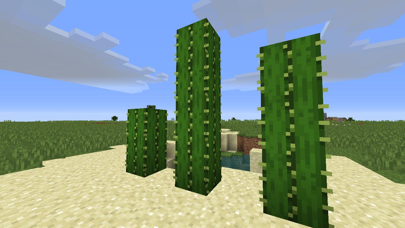 Cactus (Minecraft)  Joke Battles Wikia  Fandom