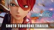 JUMP FORCE – Shoto Todoroki Trailer