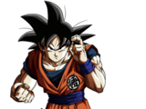 Son Goku (Mega Composite)