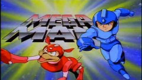 Mega Man (Upplayed)