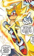 Super Sonic Post Genesis