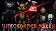Fnaf speededit making Unwihered Jolly animatronic