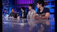 The Jonas Brothers - El Hormiguero - Parte 1 5