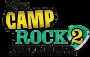 Camp Rock 2 The Final Jam Logo (2009-Present)