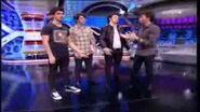 Jonas Brothers en el Hormiguero 2009 Se Equivoca El Dia