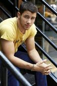 Nick Jonas Yellow