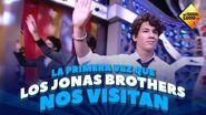 La primera vez que los Jonas Brothers visitan El Hormiguero - El Hormiguero