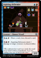 Aspiring Alchemist