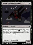 Implacable Gravecrawler