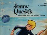 Jonny Quest's Adventure With the Secret Tunnel