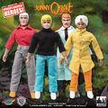 Jonny Quest Retro Action Figures Series