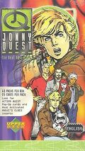 The Real Adventures of Jonny Quest trading cards