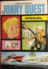 Jonny Quest Annual 1967
