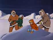 Boys aimed at in Arctic