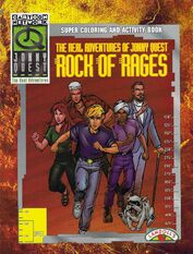 Rock of Rages (coloring book)