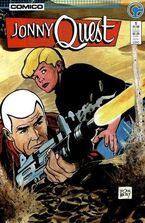 Jonny Quest (Comico)