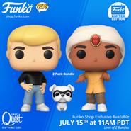 Funko ad 2 pack bundle