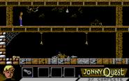 Doctor Zin's Underworld C64 gameplay 3