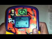 The Real Adventures of Jonny Quest Portable Arcade Game MGA LCD Handheld