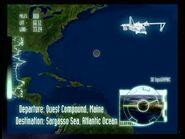 Sargasso Sea Quest map in 1.14