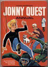 Jonny Quest Annual 1966