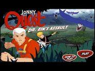 Jonny Quest Dr Zins Assault