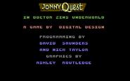 Doctor Zin's Underworld C64 credits screen