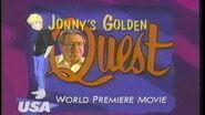 "Jonny Quest PROMO (1993) ""Jonny's Golden Quest"""