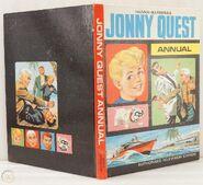 JQ Annual 1967 covers