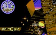 Doctor Zin's Underworld C64 title screen