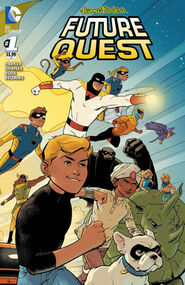 Future Quest issue 1