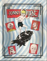 Cartoon Files Magazine Spotlight on the Jonny Quest Files