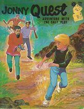 Jonny Quest: Adventure with the Salt Plot