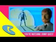 """""""You're Watching Jonny Quest"""" (Version 3) Jonny Quest Bumper - Boomerang"""