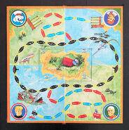 Transogram game board