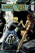 JQ (Comico) issue 4 cover