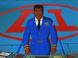 Commander Harris