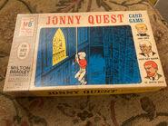 Milton Bradley Card Game box