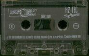 Doctor Zin's Underworld ZX Spectrum cassette