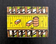 Transogram game dock