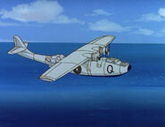 Quest plane PBY Catalina