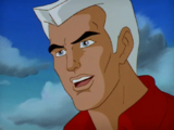 Race Bannon (The Real Adventures)