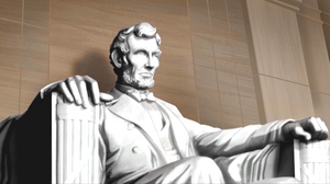 Abraham Lincoln (statue).png