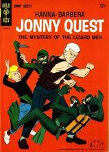 Jonny Quest (Gold Key Comics) issue 1