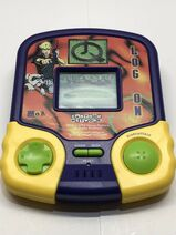 The Real Adventures of Jonny Quest Portable Arcade Game