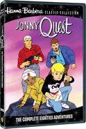 Complete Eighties Adventures DVD