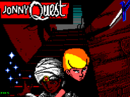 Doctor Zin's Underworld Amstrad CPC title screen