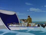 Questor outboard motorboat 2