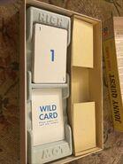 Milton Bradley Card Game box contents 2